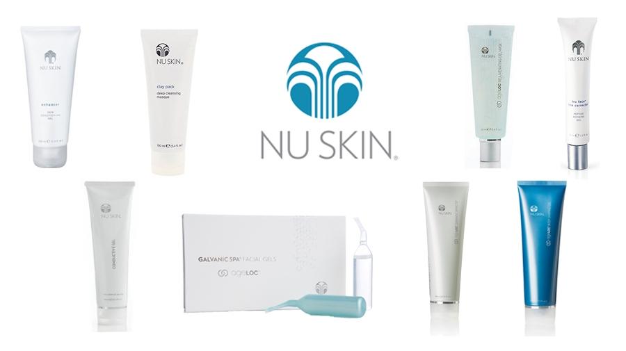 Nu Skin produkcija