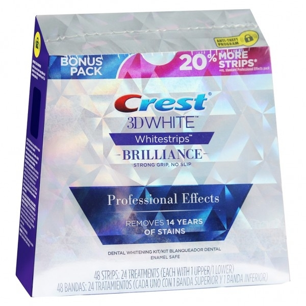 Crest Professional Effects Brilliance 24vnt.