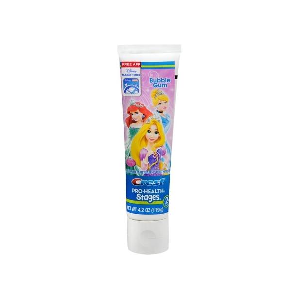 Crest Disney Princess dantų pasta