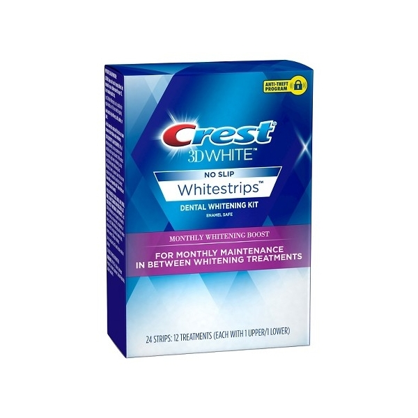 Crest Monthly Whitening Boost 12vnt.
