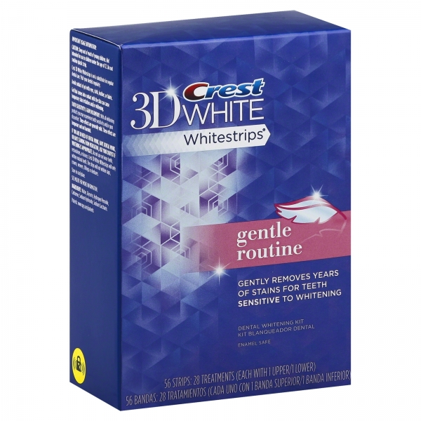Crest Gentle Routine 7vnt.