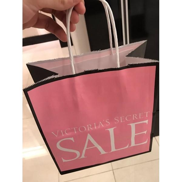 Victoria's Secret dovanų maišelis didelis