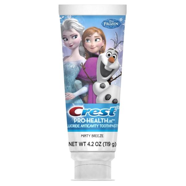 Crest Frozen rinkinys
