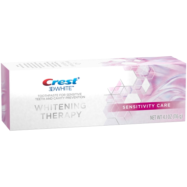 Crest Whitening Therapy Sensitive 116g