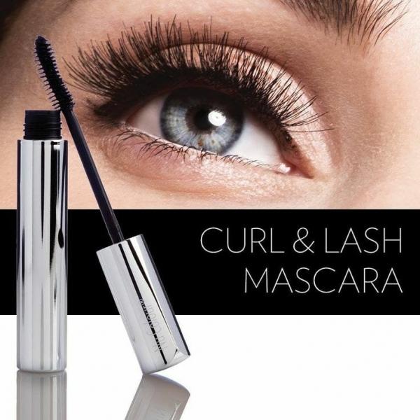 Blakstienų tušas Curl & Lash Mascara