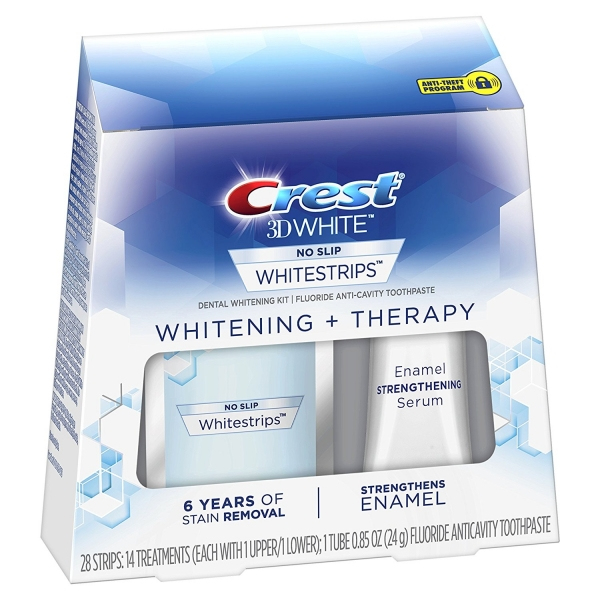 Crest Whitening Therapy balinimo rinkinys