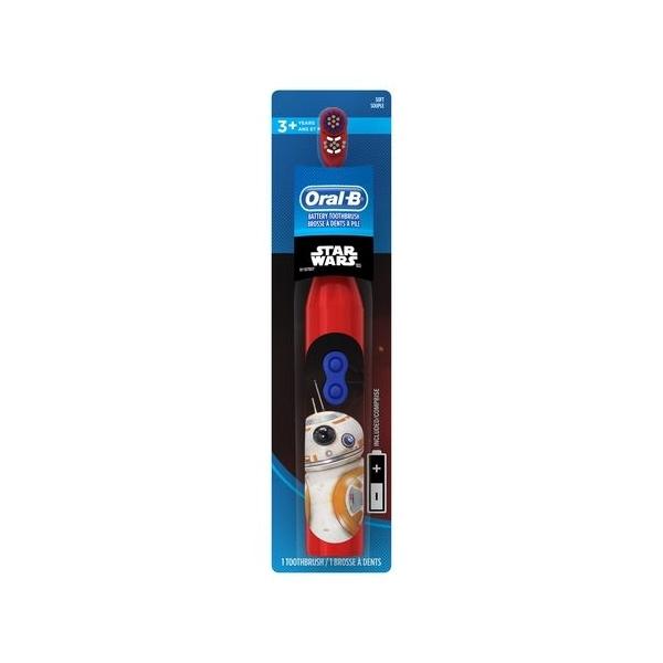 Elektrinis dantų šepetėlis Star Wars