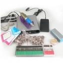 30000 apsukų elektroninė freza