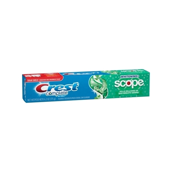 Crest Complete Scope Outlast Whitening+