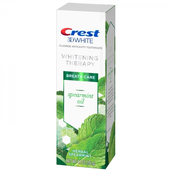 Crest Whitening Therapy Spearmint 116g.