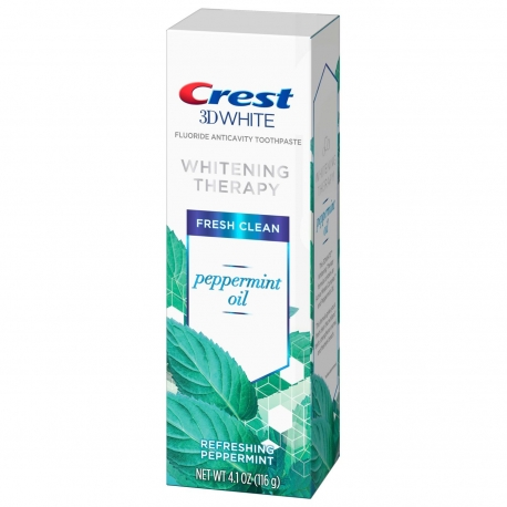 Crest Whitening Therapy Peppermint 116g.