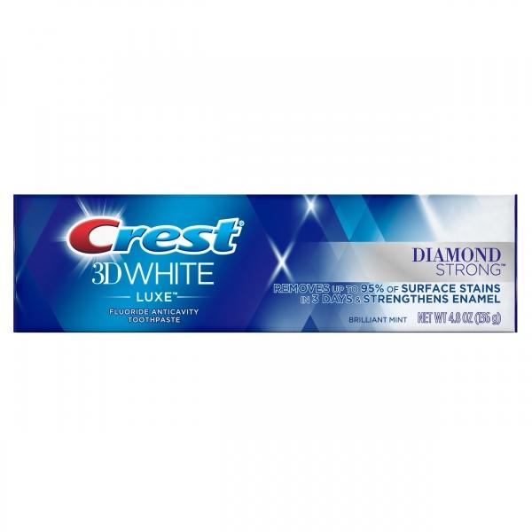 Crest Diamond Strong 136g.