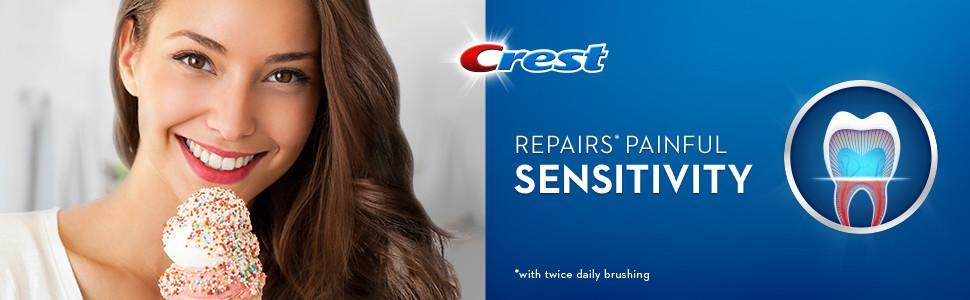 Crest Sensitivity dantų pasta